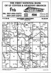 Map Image 020, Le Sueur County 1999