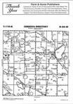 Map Image 021, Le Sueur County 1999