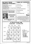 Table of Contents, Le Sueur County 2001