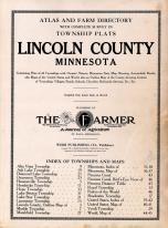 Title Page, Lincoln County 1915