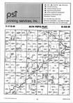 Map Image 007, Lincoln County 1999 Published by Farm and Home Publishers, LTD