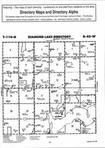 Map Image 017, Lincoln County 1999 Published by Farm and Home Publishers, LTD