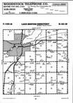Map Image 024, Lincoln County 1999 Published by Farm and Home Publishers, LTD