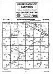 Map Image 002, Lincoln County 2001