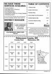 Index Map 1, Mahnomen County 2000