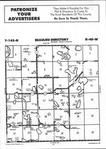 Map Image 007, Mahnomen County 2001