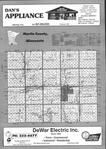 Index Map, Martin County 1996