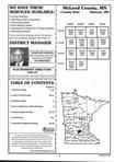 Index Map 1, McLeod County 1998