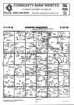 Map Image 001, Mcleod County 2000
