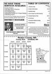 Index Map 1, Meeker County 2000