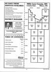 Index Map 1, Mille Lacs County 1998