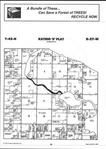 Map Image 025, Mille Lacs County 2001
