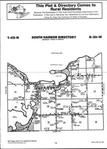 Map Image 042, Mille Lacs County 2001
