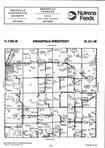 Map Image 003, Morrison County 1996 Published by Farm and Home Publishers, LTD