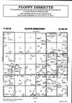 Map Image 026, Morrison County 1996 Published by Farm and Home Publishers, LTD