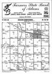 Map Image 015, Mower County 2000