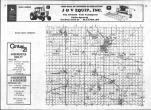 Index Map, Murray County 1982