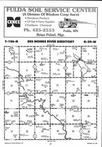 Map Image 023, Murray County 1996
