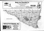 Index Map, Nicollet County 1978 Published by Directory Service Company