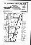 Lake Prairie T111N-R26W, Nicollet County 1978 Published by Directory Service Company