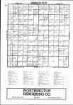 Map Image 030, Nobles County 1983