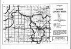 Map Image 002, Nobles County 1985