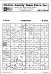 Map Image 028, Nobles County 1995