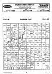 Map Image 020, Nobles County 1996