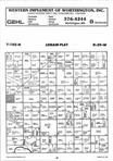 Map Image 028, Nobles County 1996