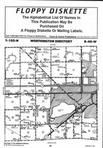 Map Image 001, Nobles County 1997
