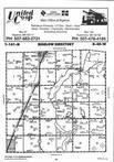 Map Image 007, Nobles County 1997