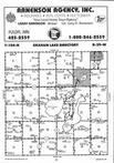 Map Image 023, Nobles County 1997