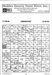 Map Image 028, Nobles County 1997