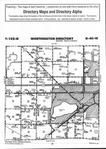 Map Image 001, Nobles County 1999