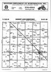Map Image 007, Nobles County 1999