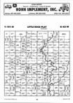 Map Image 028, Nobles County 1999