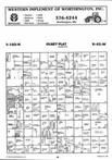 Map Image 024, Nobles County 2000