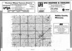 Index Map, Nobles County 2001