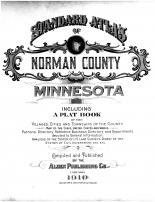 Title Page, Norman County 1910