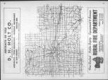Index Map, Olmsted County 1960