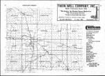 Index Map, Olmsted County 1980