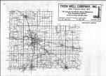 Index Map, Olmsted County 1982