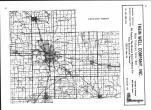 Index Map, Olmsted County 1984