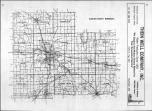 Index Map, Olmsted County 1986