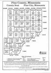Index Map 1, Pine County 1997 Published by Farm and Home Publishers, LTD