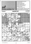 Map Image 001, Pine County 1997 Published by Farm and Home Publishers, LTD