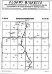 Map Image 026, Pine County 1997 Published by Farm and Home Publishers, LTD
