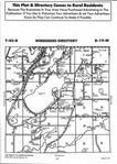 Map Image 088, Pine County 1997 Published by Farm and Home Publishers, LTD