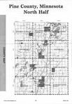 Index Map 2, Pine County 2000 Published by Farm and Home Publishers, LTD