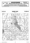 Map Image 005, Pine County 2000 Published by Farm and Home Publishers, LTD